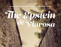 The Epstein 23 November 2014 tour poster