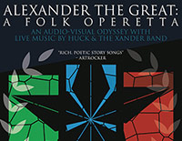 Alexander The Great: A Folk Operetta poster