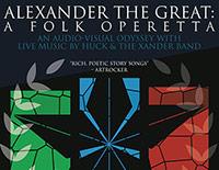 Alexander The Great: A Folk Operetta poster