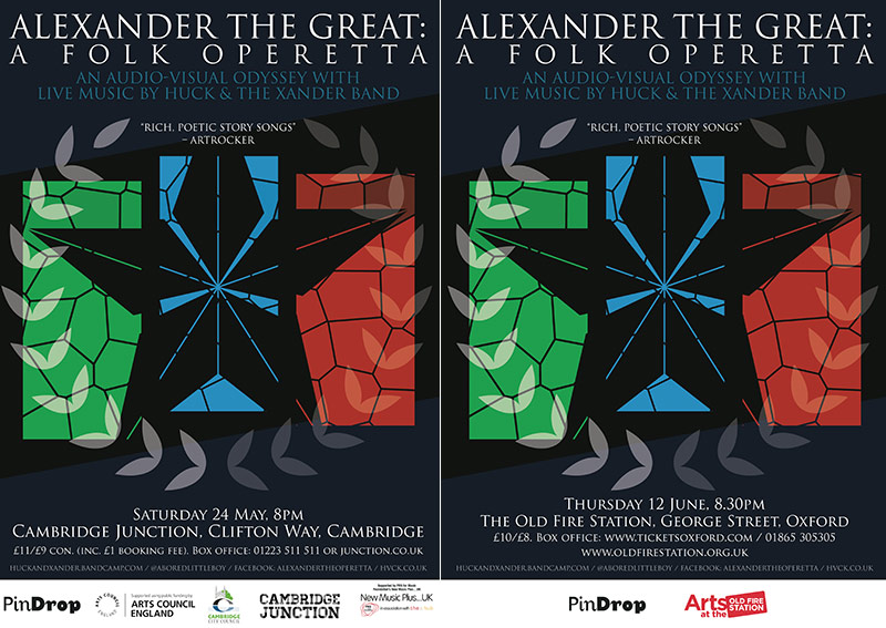 Alexander The Great: A Folk Operetta posters