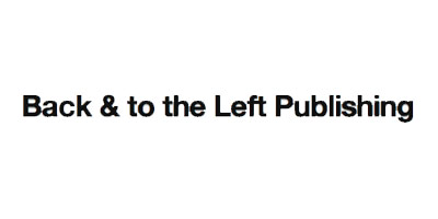 Back & to the Left Publishing logo