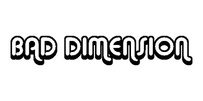 Bad Dimension logo
