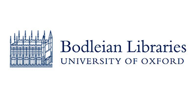 Bodleian Libraries, University of Oxford logo