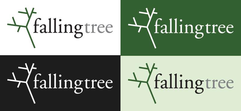 Falling Tree logo