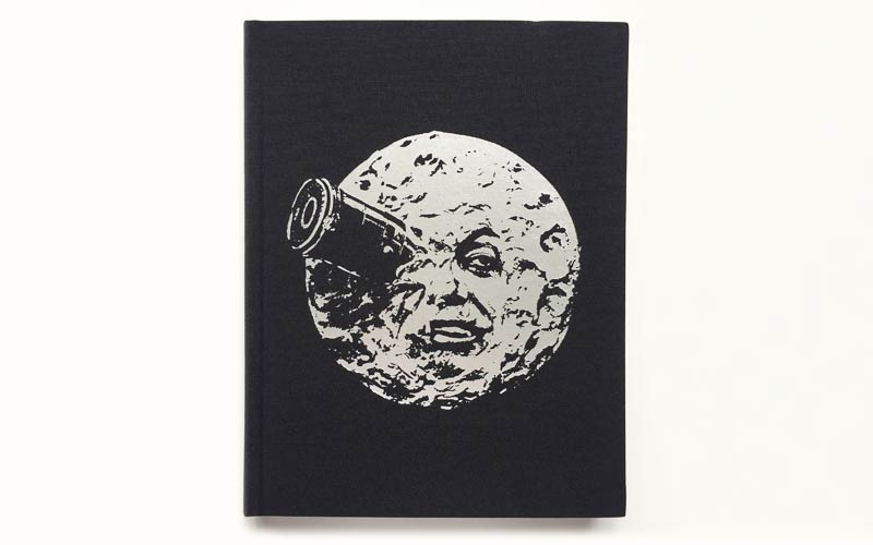 The Long-Lost Autobiography of Georges Méliès book design –1 of 4