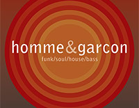 Homme & Garcon poster
