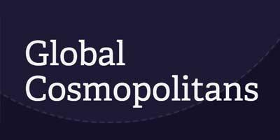 Linda Brimm / Global Cosmopolitans logo