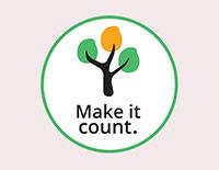 Mango 'Make It Count' logo