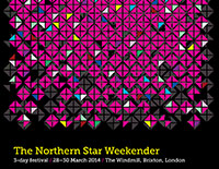 The Northern Star Weekender, March 2014