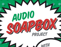 OCM Audio Soapbox Project flyers