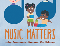 Music Matters book design