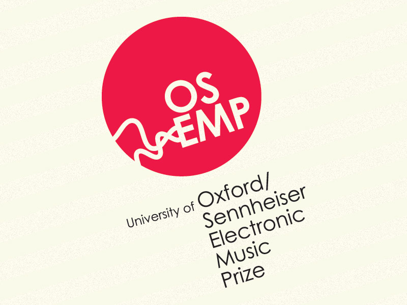 University of Oxford / Sennheiser Electronic Music Prize logo