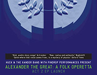 Alexander The Great: A Folk Operetta - Act 2 EP launch