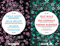 Emily Scott / Olly Wills gig posters