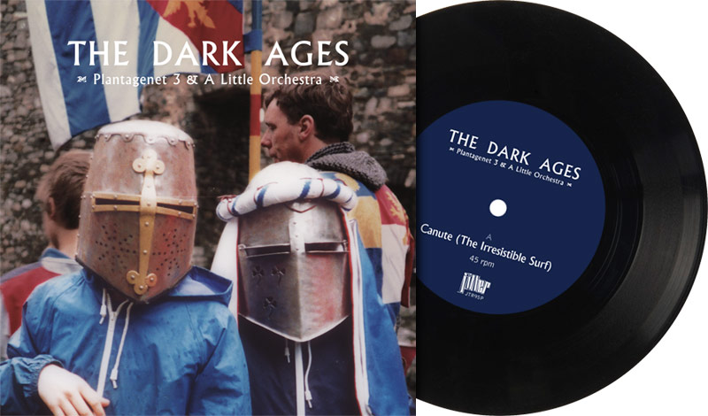 Plantagenet 3 & A Little Orchestra - The Dark Ages artwork