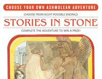 Ashmolean LiveFriday 'Stories In Stone' booklet