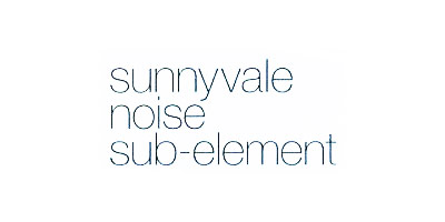 Sunnyvale Noise Sub-element logo