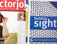 TARGET and doctorjob covers and spreads