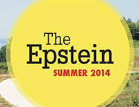 The Epstein Summer 2014 tour poster