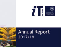 University of Oxford IT Services Annual Report