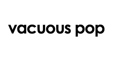Vacuous Pop logo